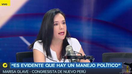 """Marisa Glave: """"Espero que Mercedes Aráoz se atreva a explicar por qué mintió burdamente"""""""