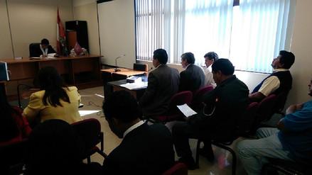 Dictaron comparecencia con restricciones al alcalde de Charcana