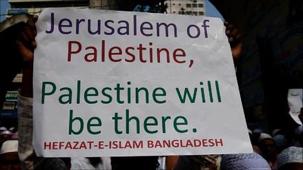 Hasta diez países evalúan mudar sus embajadas en Israel a Jerusalén