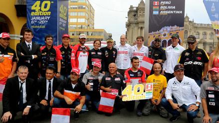 Conoce a los 23 pilotos peruanos que correrán el Rally Dakar 2018