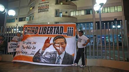 Alberto Fujimori salió de cuidados intensivos