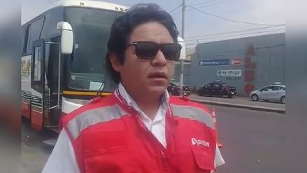 Intervienen buses informales que cubren ruta de Trujillo a Lima