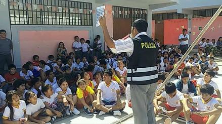 Sucamec brindó charlas contra pirotécnicos solo a seis mil 500 de 20 mil escolares
