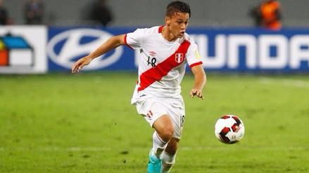 Cristian Benavente adquirió la camiseta mundialista de la Selección Peruana
