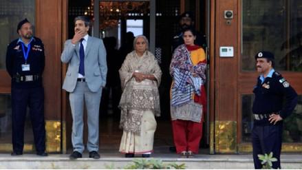 Los zapatos de la esposa de un espía desatan un choque diplomático entre India y Pakistán