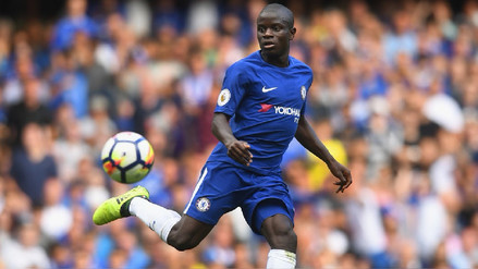 N'Golo Kanté elegido mejor jugador francés del año por