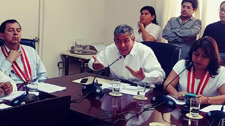 Consejo regional decidió no suspender a Gobernador Regional de Piura