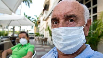 La contaminación del aire aumenta riesgo de muerte en adultos mayores
