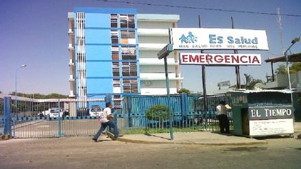 Vigilante de hospital honrado devuelve billetera con mil soles