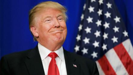 Donald Trump organiza un concurso para coronar al 'rey de las noticias falsas'