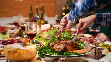 Recomendaciones saludables para tu cena de fin de año
