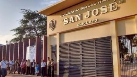 UGEL Chiclayo sanciona a director de San José por cobros indebidos
