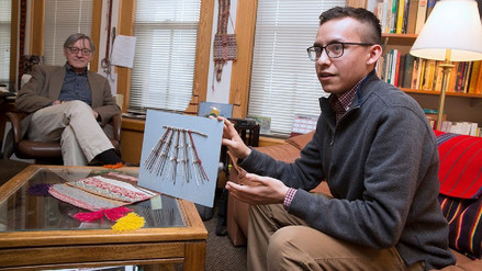 Un estudiante de Harvard encuentra la clave para descifrar la escritura de los quipus