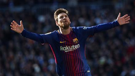 Messi lideró la lista de latinos mejor pagados de la revista Forbes