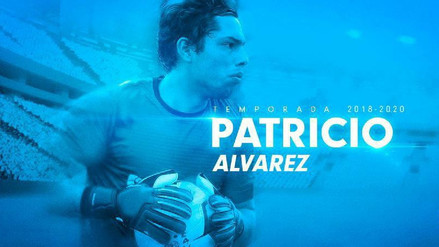 Patricio Álvarez fue oficialmente anunciado como refuerzo de Sporting Cristal