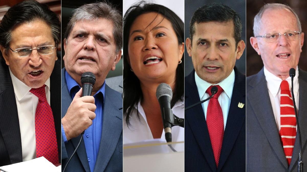 Marcelo Odebrecht aseguró que apoyó a Toledo, Alan García, Keiko Fujimori y Humala