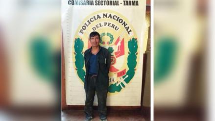 Capturan a requisitoriados por delitos contra la libertad sexual en Tarma