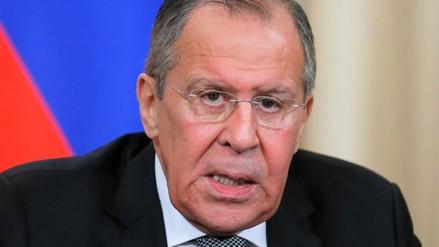 """Rusia: """"EE.UU. debe abandonar Siria en cuanto los yihadistas sean derrotados"""""""