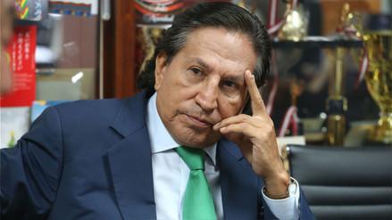 Fiscalía presentó requerimiento de extradición para Alejandro Toledo