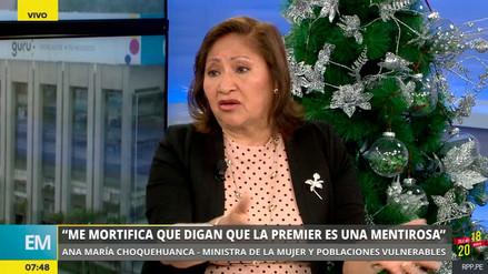 """Choquehuanca sobre el indulto: """"Creo en PPK y no creo en ninguna negociación"""""""