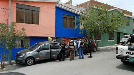 Policía detuvo a sujetos acusados de asalto y secuestro al paso