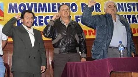La Fiscalía pidió 25 años de prisión para dirigentes del Movadef