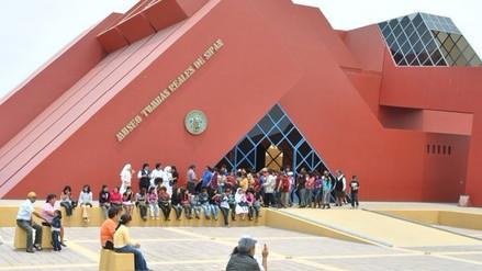 Dos museos de Lambayeque atenderán el 2 de enero