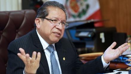 Fiscal de la Nación negó que haya filtrado el audio de Marcelo Odebrecht
