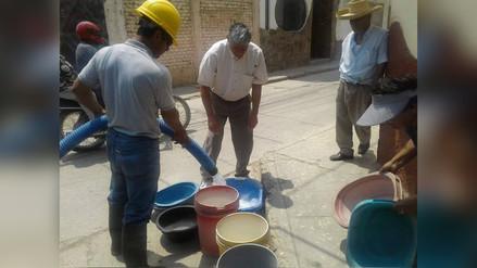 Municipio de Ferreñafe culpa a Consorcio GRZ de afectar servicio de agua en varios sectores