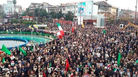 El Gobierno de Irán prohibió las protestas y manifestaciones no autorizadas