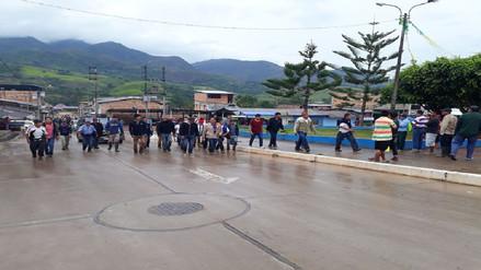 Tres detenidos por robo de armamento a la Policía Nacional en San Martín