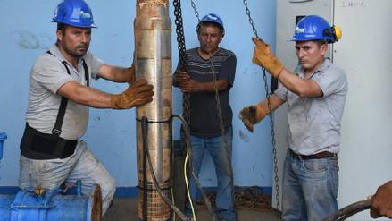 Epsel restablece servicio de agua potable en la ciudad de Ferreñafe