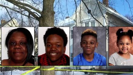 Arrestan a dos sospechosos del cuádruple homicidio en Nueva York