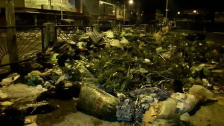 Chiclayo: recogen 500 toneladas de basura en el primer día del 2018