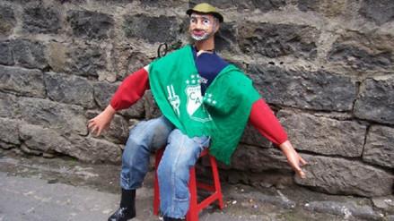 Cajamarca: incautan muñecos durante Fin de Año