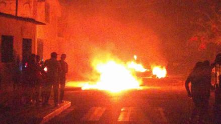 Bomberos atendieron 12 incendios urbanos en la región Lambayeque
