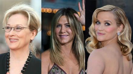 Actrices de Hollywood se unen en contra del abuso sexual