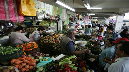 INEI: Precios al consumidor subieron 1.36% durante el 2017