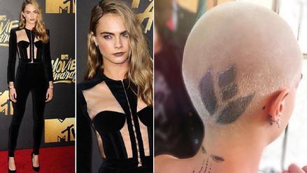 Los arriesgados cambios de look que dejó el 2017