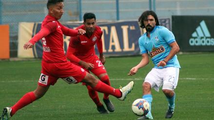 Sporting Cristal presentó su plantel para la temporada 2018
