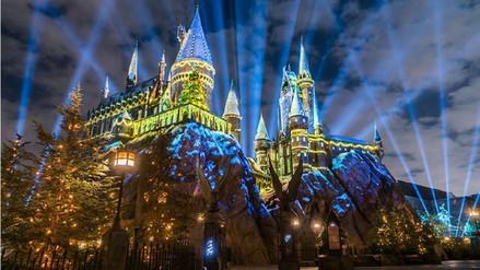 Harry Potter: Así recibió Hogwarts el Año Nuevo