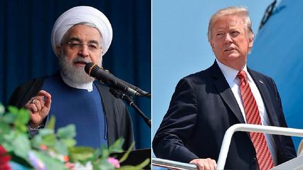 Irán responde a Trump: