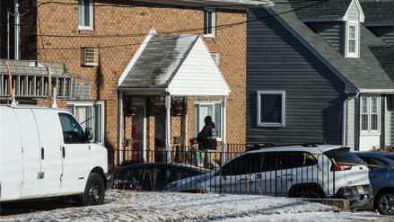 Un adolescente mató a sus padres, su hermana y una amiga de la familia en Nueva Jersey