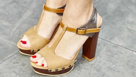 Sandalias nude: las indispensables para el verano