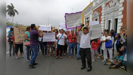 Pobladores enfrentados por elecciones municipales en Laredo