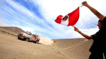 Rally Dakar 2018 movilizará más de 1.5 millones de turistas en Perú