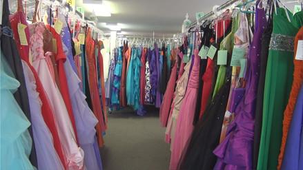 Silvias boutique alquiler de vestidos de fiesta