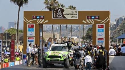 Este miércoles se inaugura el Dakar Village en el Pentagonito