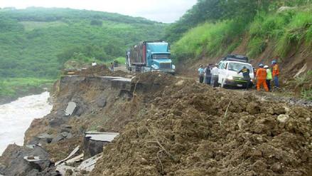 Vías hacia Ciudad de Dios y Bambamarca son las más peligrosas en la región