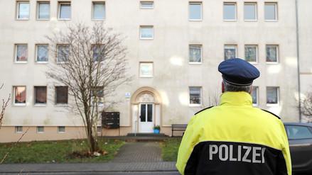 La policía alemana encontró los cadáveres de dos bebés en un congelador
